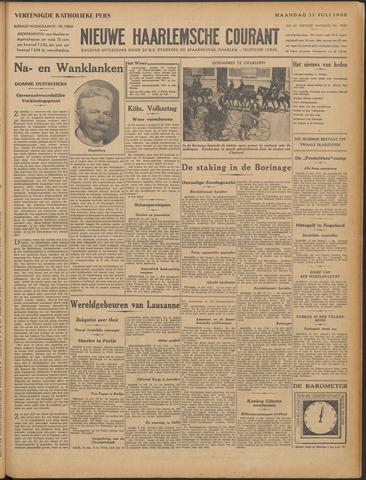 Nieuwe Haarlemsche Courant 1932-07-11