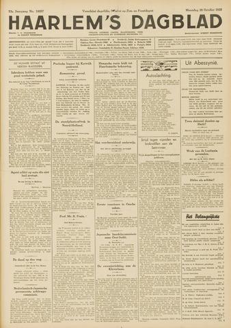 Haarlem's Dagblad 1935-10-28