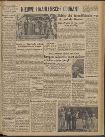 Nieuwe Haarlemsche Courant 1948-05-10
