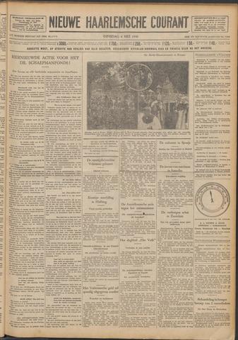 Nieuwe Haarlemsche Courant 1930-05-06