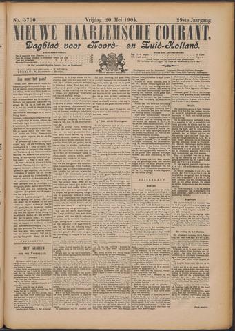 Nieuwe Haarlemsche Courant 1904-05-20