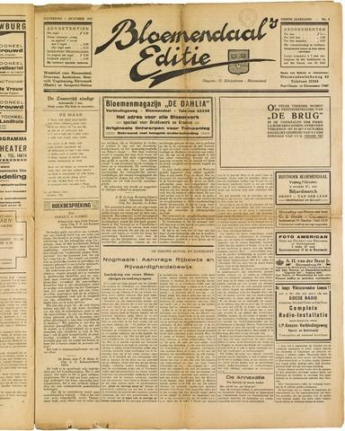 Bloemendaal's Editie 1927-10-01