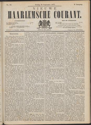 Nieuwe Haarlemsche Courant 1877-09-30