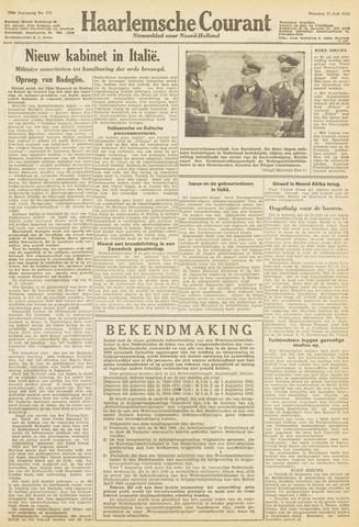 Haarlemsche Courant 1943-07-27