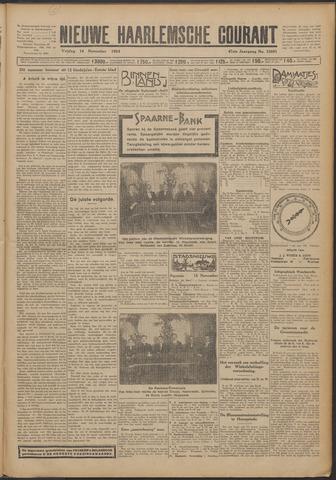 Nieuwe Haarlemsche Courant 1924-11-14
