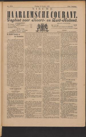 Nieuwe Haarlemsche Courant 1899-10-10