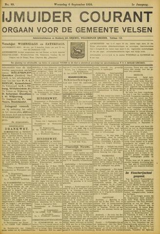 IJmuider Courant 1916-09-06