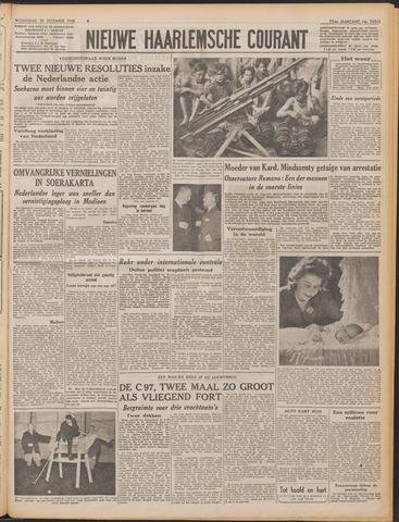Nieuwe Haarlemsche Courant 1948-12-29