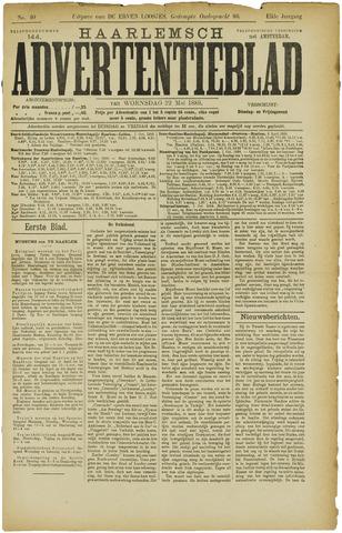 Haarlemsch Advertentieblad 1889-05-22