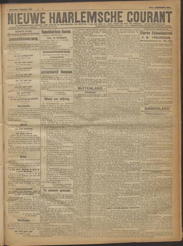 Nieuwe Haarlemsche Courant 1919-03-07