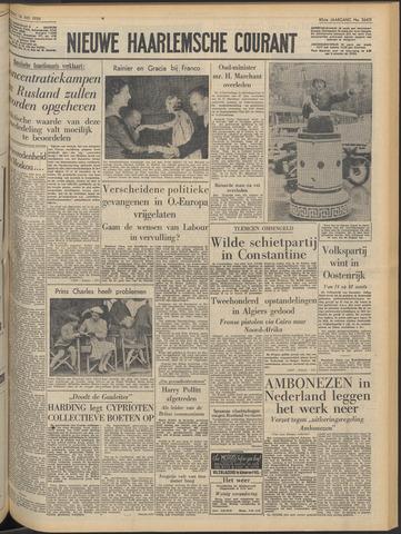 Nieuwe Haarlemsche Courant 1956-05-14