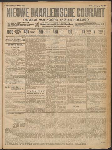 Nieuwe Haarlemsche Courant 1912-04-20