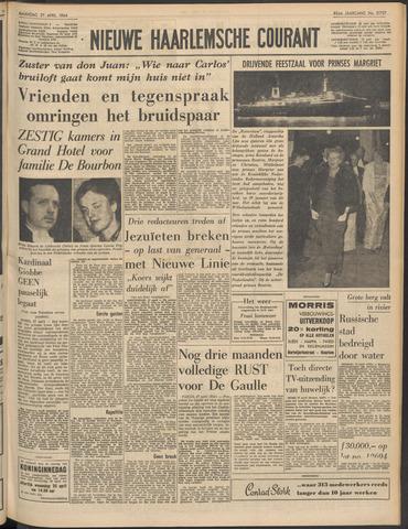 Nieuwe Haarlemsche Courant 1964-04-27
