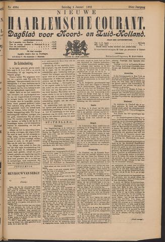 Nieuwe Haarlemsche Courant 1902-01-04