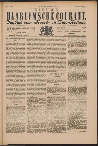 Nieuwe Haarlemsche Courant 1899-12-06