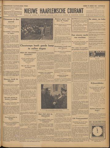 Nieuwe Haarlemsche Courant 1938-01-18