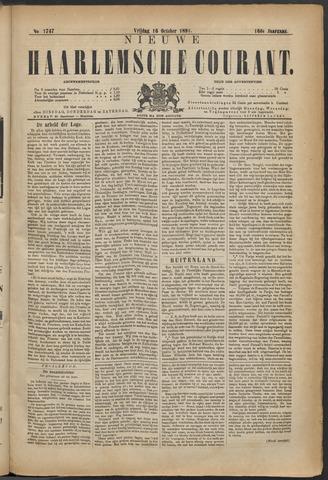 Nieuwe Haarlemsche Courant 1891-10-16