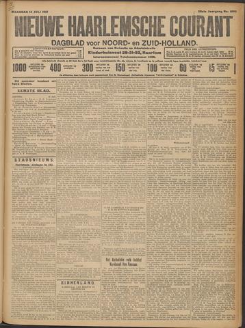 Nieuwe Haarlemsche Courant 1913-07-14