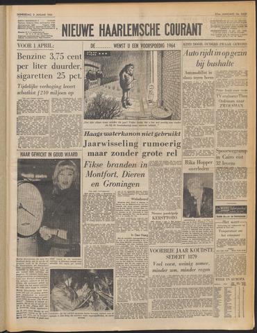 Nieuwe Haarlemsche Courant 1964