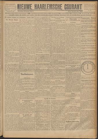 Nieuwe Haarlemsche Courant 1927-10-19