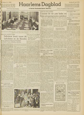 Haarlem's Dagblad 1950-04-29