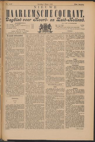 Nieuwe Haarlemsche Courant 1899-03-04