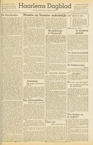 Haarlem's Dagblad 1945-10-09