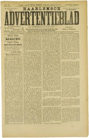 Haarlemsch Advertentieblad 1895-10-23