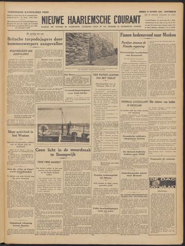 Nieuwe Haarlemsche Courant 1939-10-31