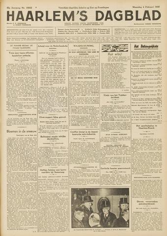 Haarlem's Dagblad 1935-02-04