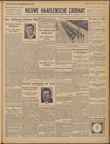 Nieuwe Haarlemsche Courant 1932-07-19