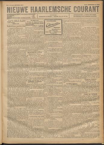 Nieuwe Haarlemsche Courant 1920-10-09