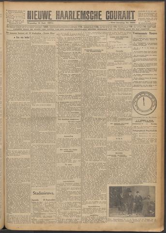 Nieuwe Haarlemsche Courant 1927-09-14