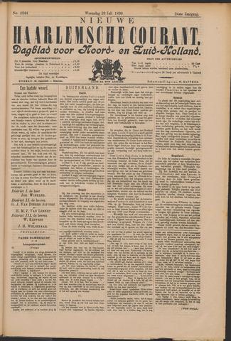 Nieuwe Haarlemsche Courant 1899-07-26