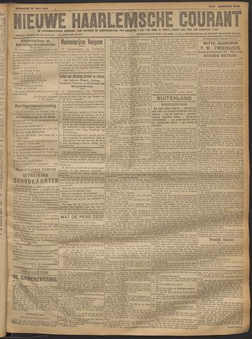 Nieuwe Haarlemsche Courant 1918-07-29