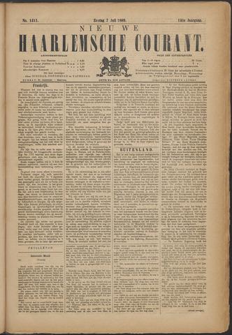 Nieuwe Haarlemsche Courant 1889-07-07