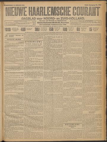 Nieuwe Haarlemsche Courant 1914-01-15