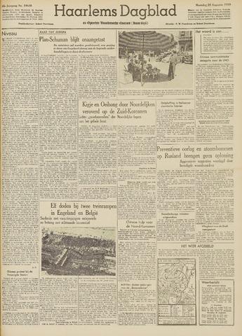Haarlem's Dagblad 1950-08-28