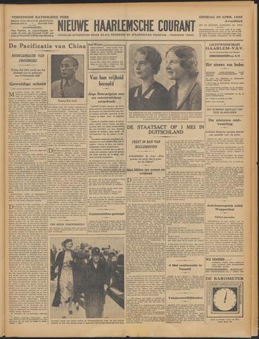 Nieuwe Haarlemsche Courant 1935-04-30