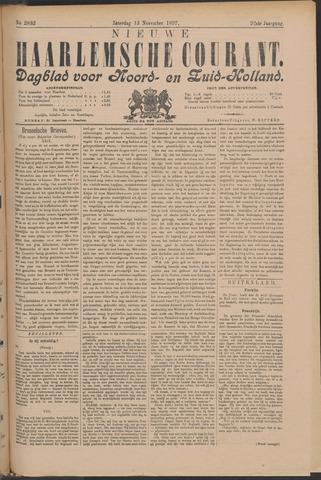 Nieuwe Haarlemsche Courant 1897-11-13