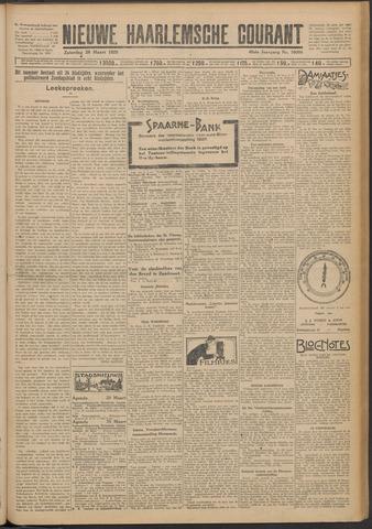 Nieuwe Haarlemsche Courant 1925-03-28