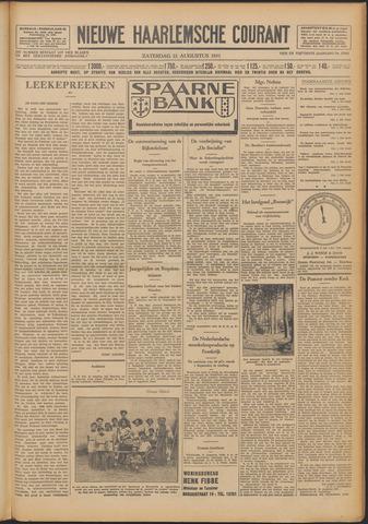 Nieuwe Haarlemsche Courant 1931-08-22