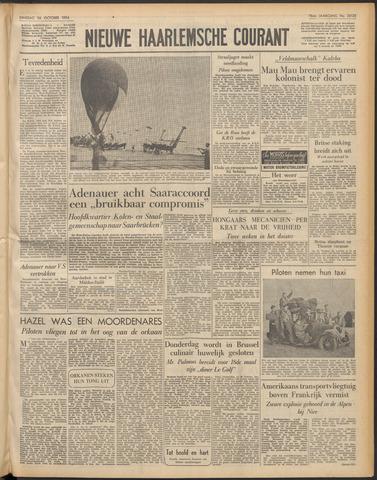 Nieuwe Haarlemsche Courant 1954-10-26