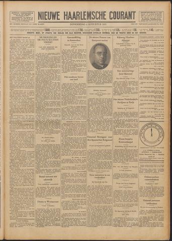 Nieuwe Haarlemsche Courant 1931-08-06