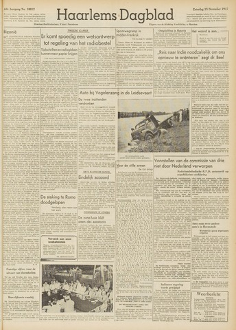 Haarlem's Dagblad 1947-12-13