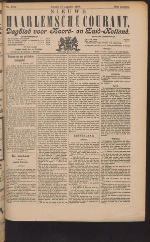 Nieuwe Haarlemsche Courant 1901-08-13