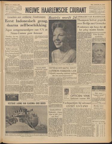 Nieuwe Haarlemsche Courant 1962-01-30