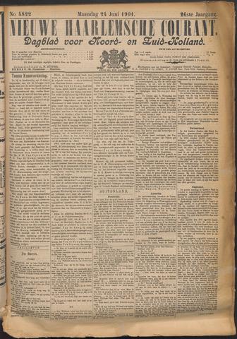 Nieuwe Haarlemsche Courant 1901-06-24