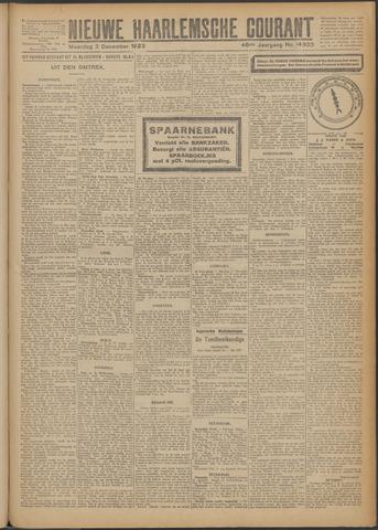 Nieuwe Haarlemsche Courant 1923-12-03