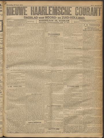 Nieuwe Haarlemsche Courant 1916-07-24